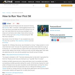 How to Run Your First 5K | 5K Running Tips