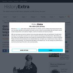 How did Samuel Morse invent Morse Code?