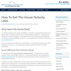 How To Sell The House Nobody Likes