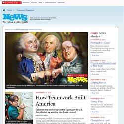 How Teamwork Built America