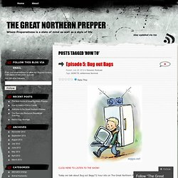 The Great Northern Prepper