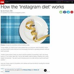 How the 'Instagram diet' works - CNN
