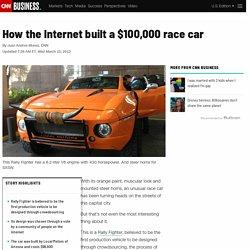 How the Internet built a $100,000 race car