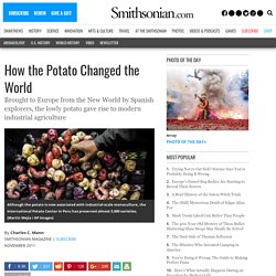 How the Potato Changed the World