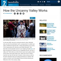 How the Uncanny Valley Works