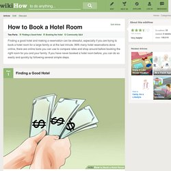 How to Book a Hotel Room: 9 Steps