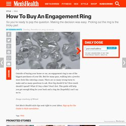 Ring Buying Tips
