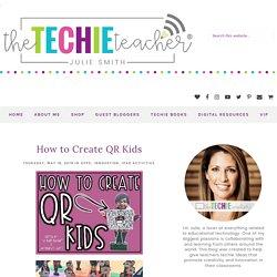 How to Create QR Kids
