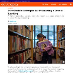 How to Create Reading Culture