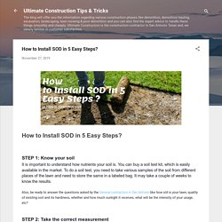 How to Install SOD in 5 Easy Steps?