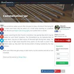 How to Make Constellation Jar