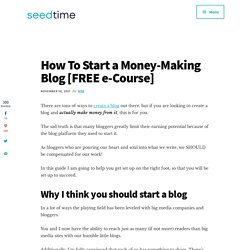 ChristianPF.com - Money With A Blog