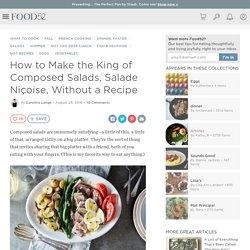 How to Make Salade Niçoise