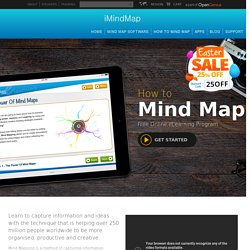 How to Mind Map and Mind Mapping concepts