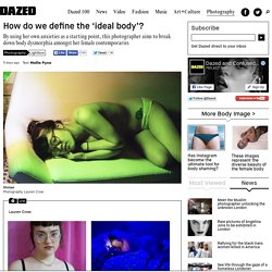 How do we define the 'ideal body'?