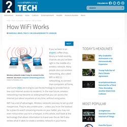 """How WiFi Works"""""""