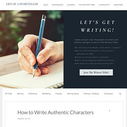 Authentic Characters