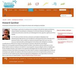 Howard Gardner - mieux-apprendre