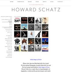 Howard Schatz - Books