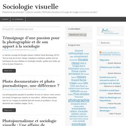 Howard Becker – Sociologie visuelle