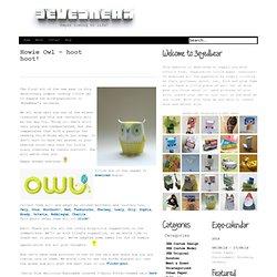 Howie Owl – hoot hoot! « 3EyedBear