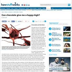 "Chocolate and the Brain"""
