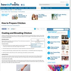 How to Prepare a Chicken