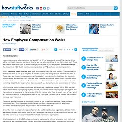 How Employee Compensation Works""