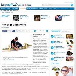 "Designing Your Lego Creation"""
