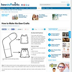 No-Sew Doll Fashions""