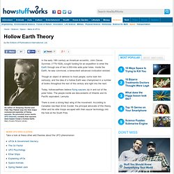 Hollow Earth Theory""
