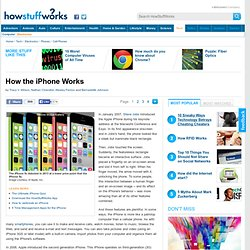"""How the iPhone Works"""""""