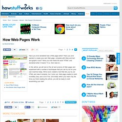 How Web Pages Work""