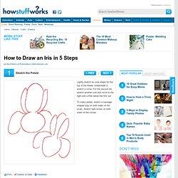 "How to Draw an Iris"""