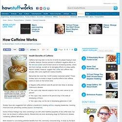 "Caffeine: Lots More Information"""