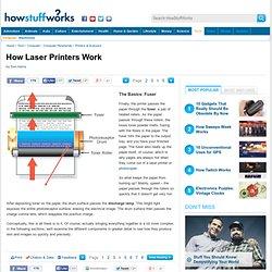 """HowStuffWorks """"How Laser Printers Work"""""""