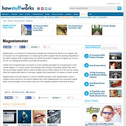 Magnetometer Website