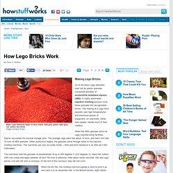 "Making Lego Bricks"""