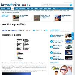 "Motorcycle Engine"""