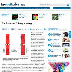 HowStuffWorks &The Basics of C Programming&