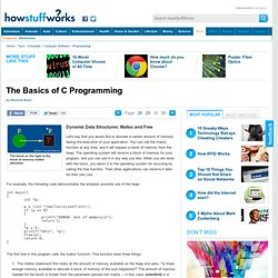 How C Programming Works&