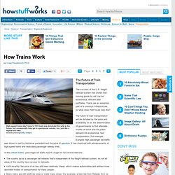 "The Future of Train Transportation"""