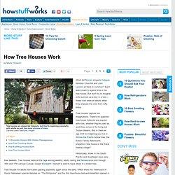 "How Tree Houses Work"""