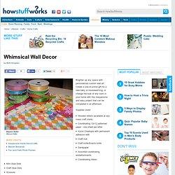 "Whimsical Wall Decor"""