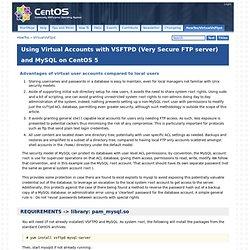 HowTos/VirtualVsFtpd