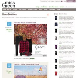 HowToWear - HowToWear - Miss Green