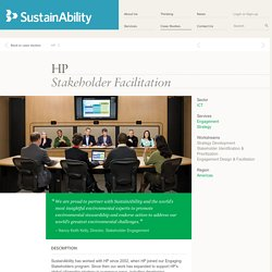 HP – Case Studies