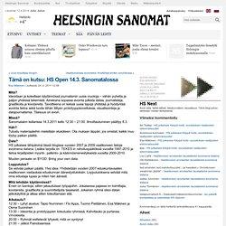 Next - Blogit - HS.fi