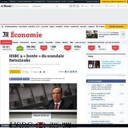 HSBC a « honte » du scandale SwissLeaks