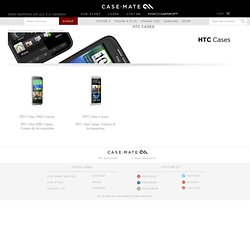 HTC Cases & Covers by Case